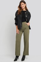 NA-KD Big Pocket Flowy Pants