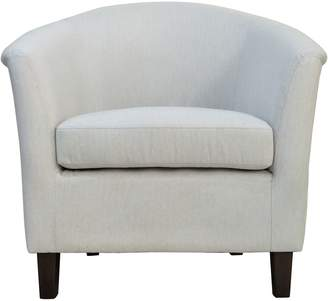 Distinctly Home Stanley Wooden Accent Chair