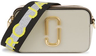 Marc Jacobs The Snapshot Small Leather Cross-body Bag