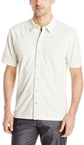 Cutter & Buck Men's S/Estuary Button Front Polo