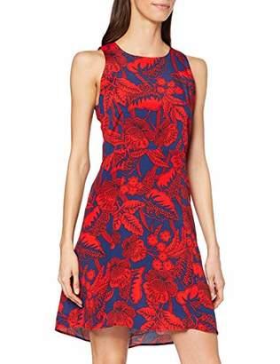 Desigual Women's Vest_wels Dress,(Size: 40)
