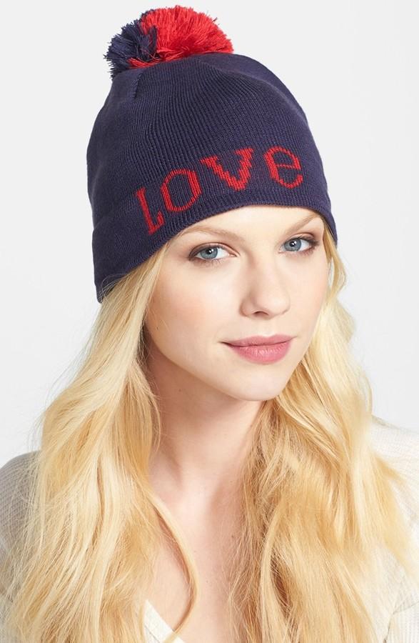 Jonathan Adler 'Love' Knit Beanie