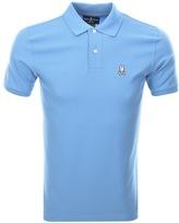 Psycho Bunny Classic Polo T Shirt Blue