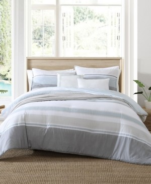 Nautica Eastport 4 Piece Full/Queen Comforter Bonus Set Bedding