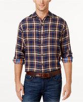Tommy Bahama Men's Flannel Del Fuego Long-Sleeve Shirt