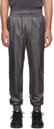 we11done Grey Training Lounge Pants