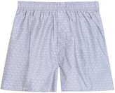 Sunspel Woven Boxer Shorts