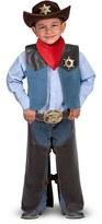 Melissa & Doug Toddler Cowboy Role Play Set