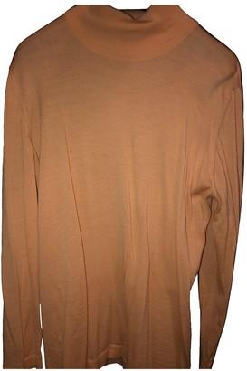 Escada Orange Wool Knitwear for Women