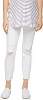 A Pea in the Pod Luxe Essentials Denim Skinny Leg Maternity Jeans