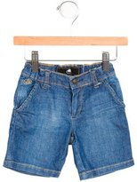 Little Marc Jacobs Boys' Mid-Rise Knee-Length Shorts
