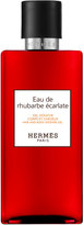 Hermes Eau de rhubarbe écarlate Hair & Body Shower Gel, 6.7 oz.