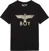 Boy London Foil eagle cotton T-shirt 3-12 years