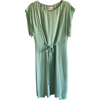 Reiss Green Dress for Women