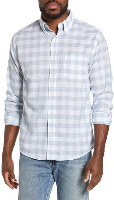 Buffalo David Bitton Summer Blend Regular Fit Check Shirt