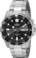 Casio Men's Classic Analog Black Watch