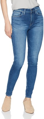 Hudson Women's Barbara HIGH Waist Super Skinny Leg 5 Pocket Jean