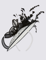 M&S Collection Lace Disc Fascinator
