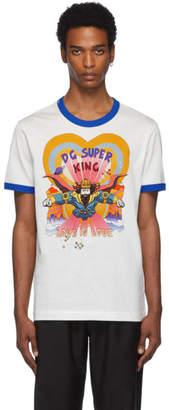 Dolce & Gabbana Off-White Super King T-Shirt