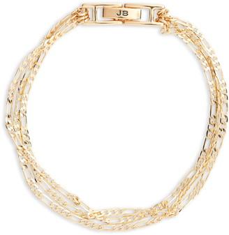 Jenny Bird Varuna Corso Layered Chain Bracelet