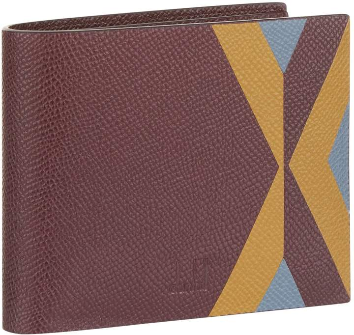 Dunhill Saffiano Leather Wallet