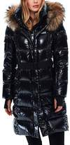 SAM. Infinity Fur Trim Down Coat