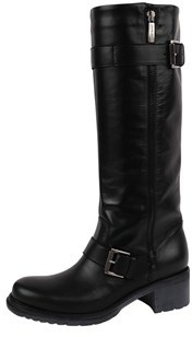 Janet & Janet Buckle Riding Boot.