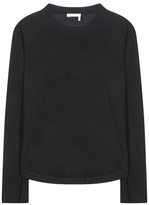 Chloé Wool, Silk And Cashmere Sweater