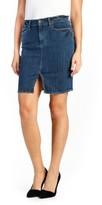 Paige Women's Sochi Denim Skirt
