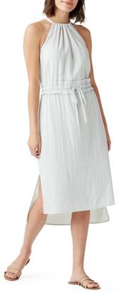 Splendid Falmouth Halter Neck Dress
