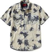 Rock Revival Tie Dye Short-Sleeve Shirt