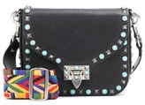 Valentino Garavani Rockstud Rolling leather shoulder bag