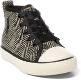 Ralph Lauren Toddler Sag Harbour Tweed Sneaker