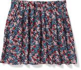 Old Navy Printed Circle Skirt for Girls