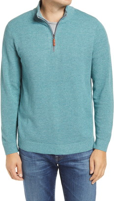 Tommy Bahama Island Zone Coolside Half Zip Pullover