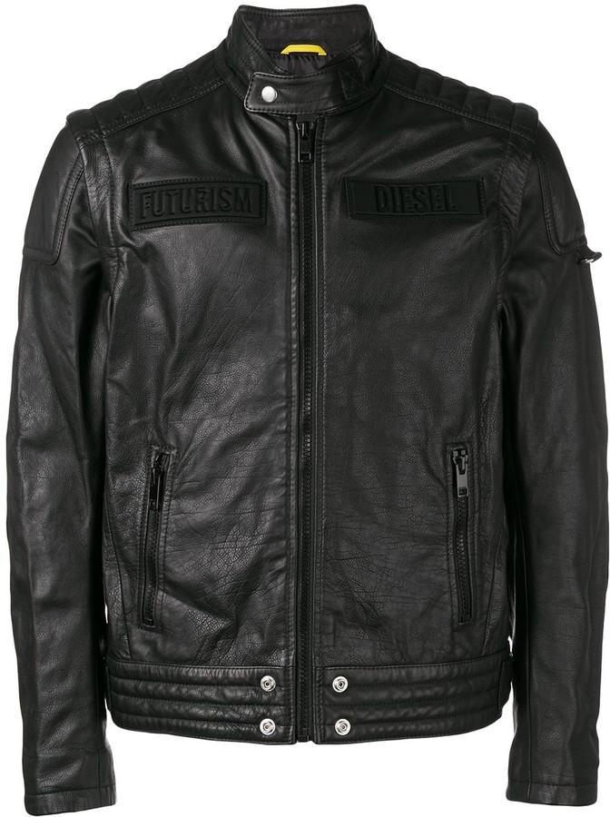 46630d0eff removable sleeve biker jacket