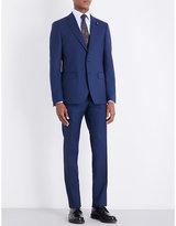 Lardini Tonic Tailored-fit Wool Wedding Suit