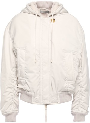 Vince Shell Hooded Jacket