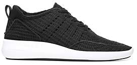 Via Spiga Women's Macra Woven Lace Up Sneakers