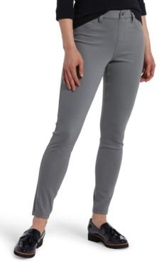 Hue High-Waist Denim-Look Leggings