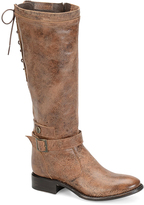 Sonora Cognac Campbell Leather Cowboy Boot