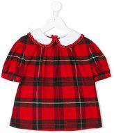 Dolce & Gabbana check blouse - kids - Cotton - 2 yrs