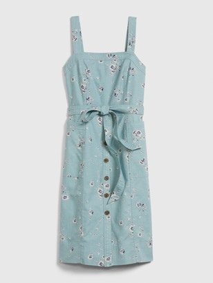 Gap Apron Dress