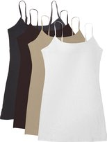 Active Products 2 Pack Active Basic Women's Basic Tank Top