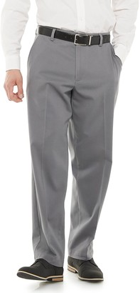 Dockers Men's Stretch Easy Khaki Relaxed-Fit Flat-Front Pants