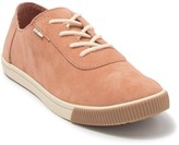 Toms Carmel Suede Lace-Up Sneaker