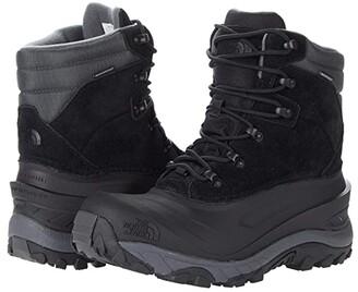 The North Face Chilkat IV (TNF Black/Dark Shadow Grey) Men's Shoes