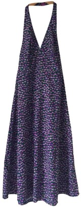 Ohne Titel Purple Dress for Women