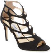 Jimmy Choo Women's High Heel Leather Sandals