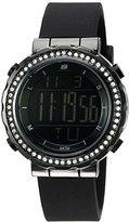 Skechers Women's SR6014 Digital Display Quartz Black Watch